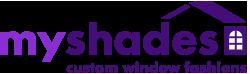 MyShades Hunter Douglas Pickering Logo